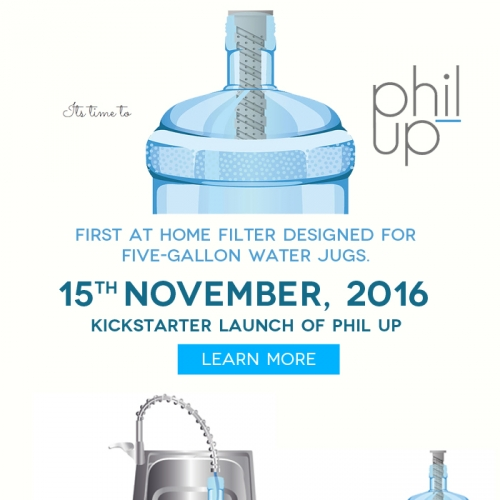 PhillUp Press Release Email