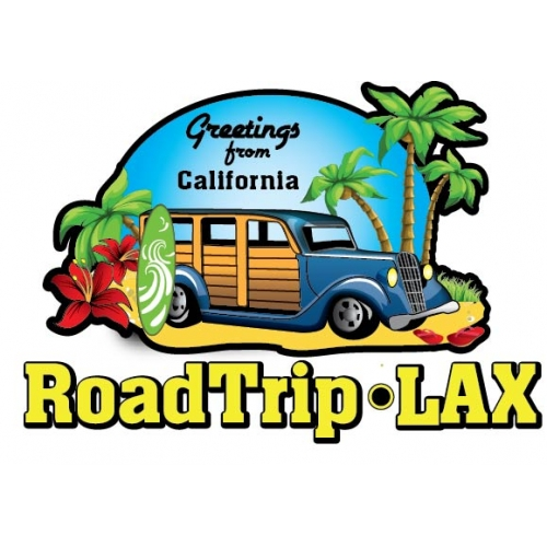 Roadtrip LAX logo