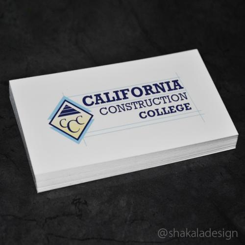Logo Design - California Construction College