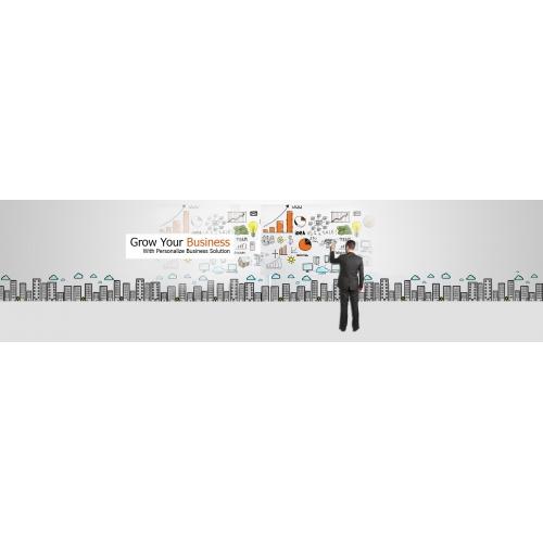 Banner Design For Flogix Website