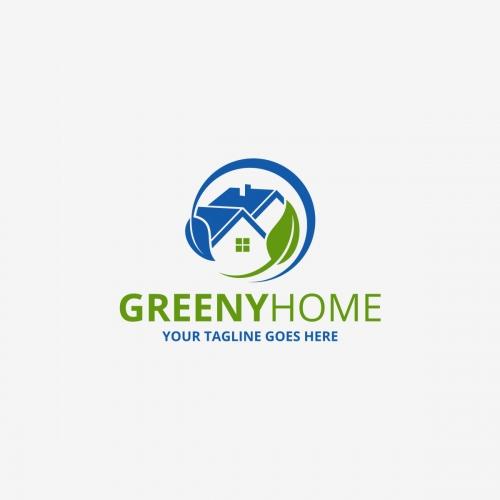 Green House Logo