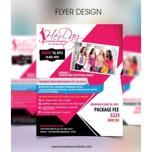 Logo and Flyer Design