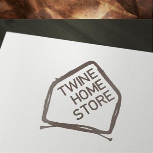 Twine Home Store Logotype