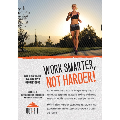 Poster Out-Fit