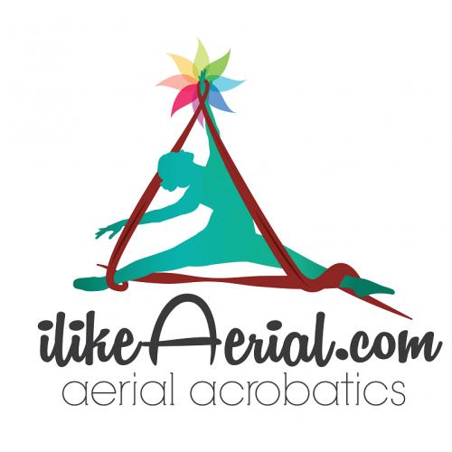 I LIke Arial Logo