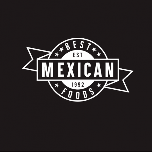 Mexican Best Food logo