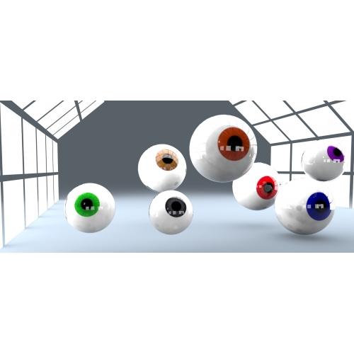 Eyeball escape