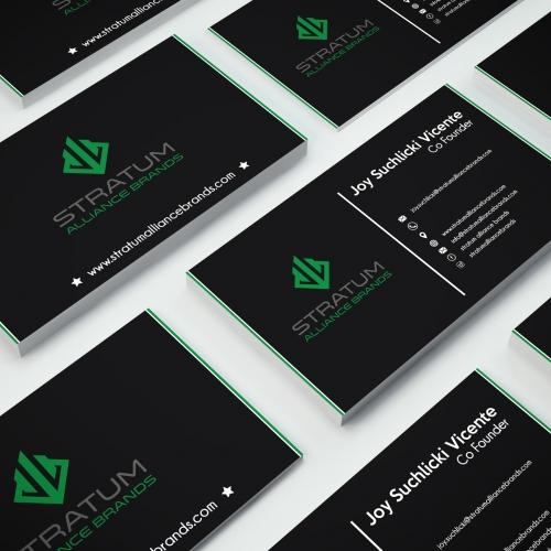 Premium Quality Business Card Design