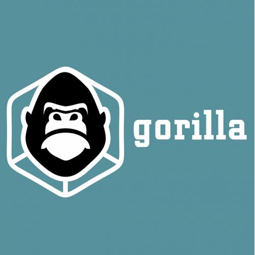 Gorrila soft logo.
