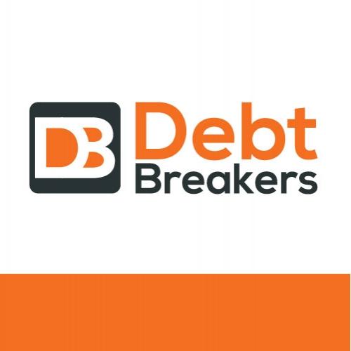 Logo for debt breakers.