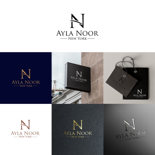ayla noor logo design contests